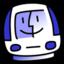 64x64 of iMac Indigo