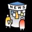 64x64 of News Kiosk