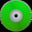 64x64 of Blank Green