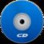 64x64 of CD Blue