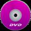 64x64 of DVD Purple