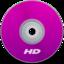 64x64 of HD Purple