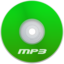 64x64 of Mp3 Green