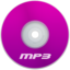 64x64 of Mp3 Purple
