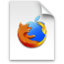 64x64 of FirefoxMacDocument