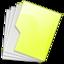 64x64 of Folder Yellow