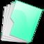64x64 of Green Folder