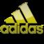 64x64 of Adidas yellow