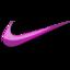 64x64 of Nike violet
