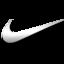 64x64 of Nike white logo
