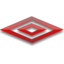 64x64 of Umbro red logo