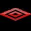 64x64 of Umbro red logo