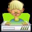 64x64 of PC Weenie