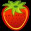 64x64 of Strawberry