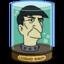 64x64 of Leonard Nimoy's Head