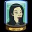 64x64 of Lucy Liu's Head