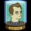 64x64 of William Shatner's Head