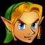 64x64 of Zelda