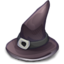 64x64 of Witch Hat, 'twas Supposed To Be In The Halloween Set of Yore