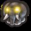 64x64 of Evil Elephant