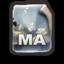 64x64 of MAYA Scene   .MA