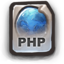64x64 of PHP