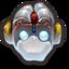 64x64 of Robo DuckMonkey With Horns