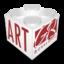 64x64 of lego art