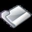 64x64 of Folder grey