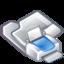 64x64 of Folder print