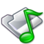 64x64 of Folder sound