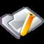 64x64 of Folder txt