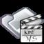 64x64 of Folder video