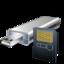 64x64 of USB Flash Card
