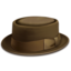 64x64 of hat brown