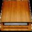 64x64 of HD wood NOAPPLE