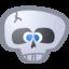 64x64 of Skull