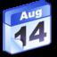 64x64 of Calendar Week
