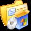 64x64 of Folder Yellow Software 1