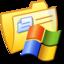 64x64 of Folder Yellow Windows