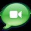 64x64 of iChat groen 2