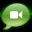 64x64 of iChat groen