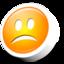 64x64 of Webdev emoticon sad