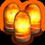 64x64 of Sankara Stones   Glowing