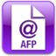 64x64 of AFP