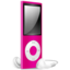 64x64 of iPod Nano pink off