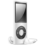 64x64 of iPod Nano silver  off