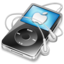 64x64 of ipod video black apple