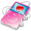 64x64 of ipod video pink favorite