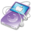 64x64 of ipod video violet apple